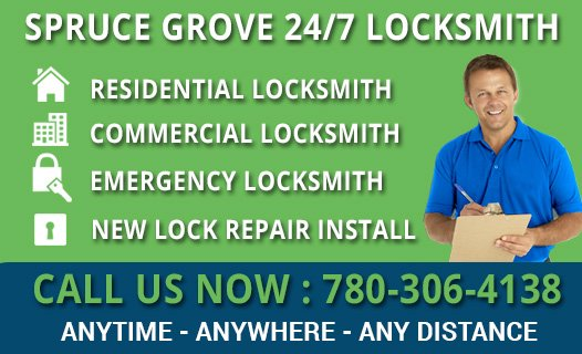 Spruce Grove locksmith