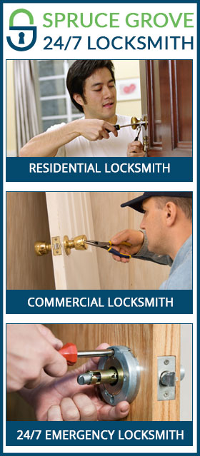Locksmith Services Spruce Grove